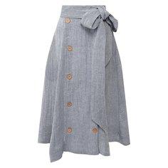 Льняная юбка Lisa Marie Fernandez