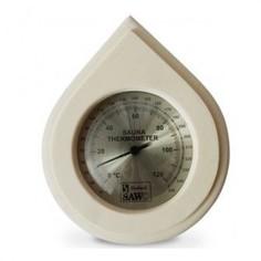 Термометр в форме капли SAWO осина 250-TA