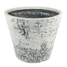 Горшок L&t pottery для цветов lt белая береза д40