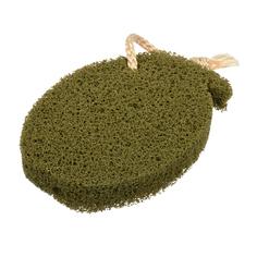 """Спонж для пилинга, с водорослями, 140*100*20 мм """"Банные штучки"""" /30"""