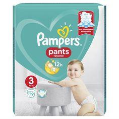 Подгузники-трусики Pampers Pants Midi (6-11 кг) 19 шт