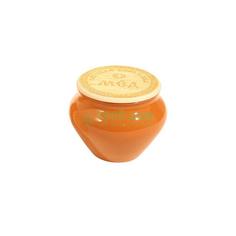 Горшок Вятская керамика Набор 2 горшков 0.7л для меда кр/береста (НБР МЕД 2)