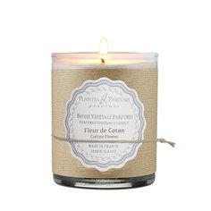 Свеча ароматическая Plantes et parfums Цветок хлопка 180 г
