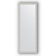 Зеркало в багетной раме Evoform серебряный дождь 51х141 см
