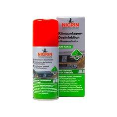 Очиститель Nigrin дезинфектор кондиционера 100 мл