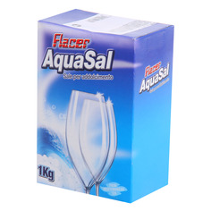 Соль для ПММ Flacer aquasal 1кг