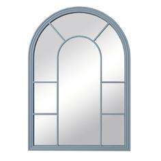 Зеркало Этажерка Venezia голубое