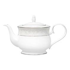Чайник заварочный Noritake Монтвейл платиновый кант 1 л
