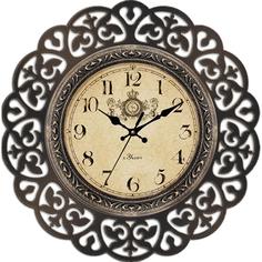Часы настенные Михаил Москвин круг1-2 Михаилъ Москвинъ