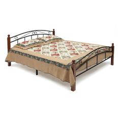 Кровать металлическая TC 91х94х210 см