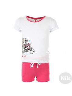 Комплект одежды CROCKID Белый р.110