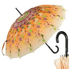Зонт-трость Jean Paul Gaultier 1128-LM Kimono Orange