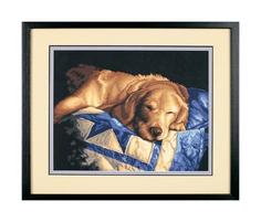 Картина по номерам DIMENSIONS Послеобеденный сон DМS-91300 36x28 см