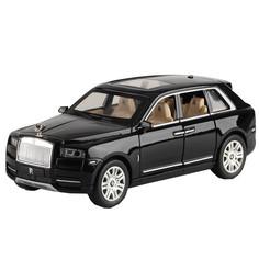 Инерционная машинка Cars кроссовер RR черный
