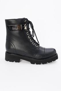Ботинки женские Baldinini 948299P23ZDOME0000 черные 35 RU