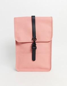 Коралловый рюкзак Rains-Розовый