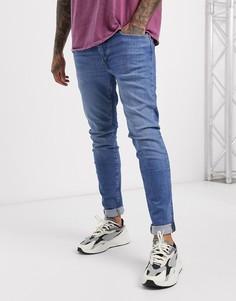 Темные джинсы скинни Levis-Синий Levis®