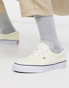 Белые кроссовки Vans Era-Белый