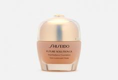 Тональное средство с эффектом сияния Shiseido