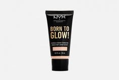 Тональная основа с эффектом естественного сияния NyxProfessional Makeup