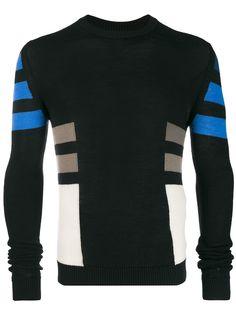 Rick Owens пуловер кроя слим