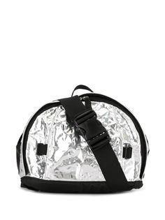 Kolor сумка-тоут на молнии с эффектом металлик