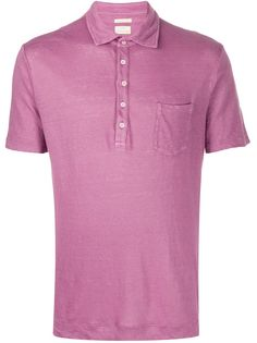 Massimo Alba рубашка-поло с короткими рукавами