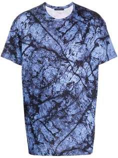 Mr & Mrs Italy футболка с графичным принтом