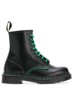 Dr. Martens ботинки Jadon на шнуровке