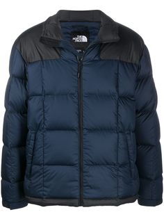 The North Face square padded jacket