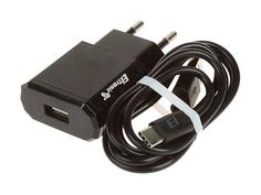 Зарядное устройство Eltronic Faster Type-C 1.2A Black 5643
