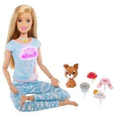 Кукла Barbie Йога 29 см GNK01