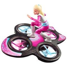 Кукла Barbie с ховербордом DLV45