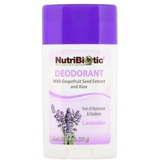 NutriBiotic дезодорант стик