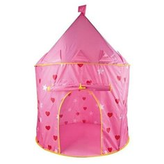 Палатка JIAN HONG Замок Принцессы розовый
