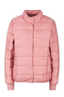 Легкая розовая куртка на кнопках Mustang