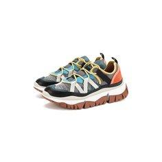 Комбинированные кроссовки Blake Chloé