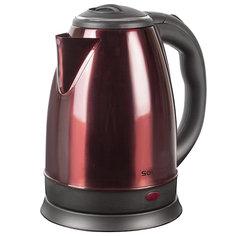 Чайник электрический Sonnen KT-118С Brown