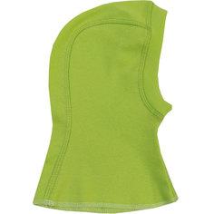 Шапка-балаклава Папитто Зеленый, размер 50-52 (1,5-2 года)