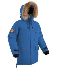 Куртка мужская Bask Vankorem V2, синяя royal, 44 RU