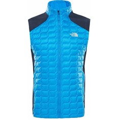 Мужской жилет The North Face M NEW TANSA TBL VT BOMBER BLUE/URB T93S13LUU разноцветный M