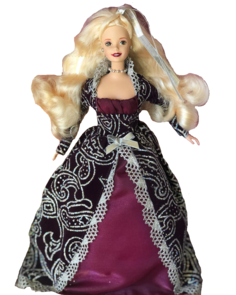 Кукла Barbie 1996 Winter Fantasy 17249