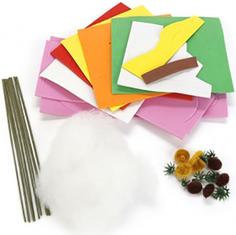 Набор для рукоделия Shantou Gepai Ваза с Цветами