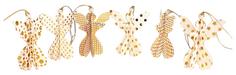 Набор декоративных елочных украшений Angels, 6 шт. Enjoyme