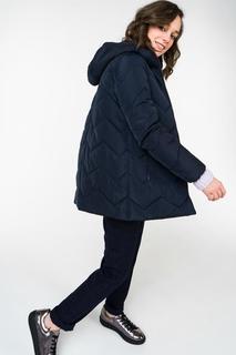 Куртка женская GEOX W8428C/T2506 синий 42 IT