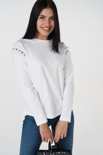 Джемпер женский Baon B118001 белый L