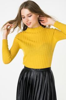 Джемпер женский Baon B138623 желтый M
