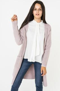 Кардиган женский Baon B148505 розовый M