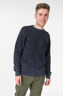 Джемпер мужской BLUE SEVEN 376162X серый L