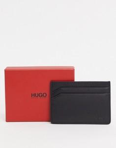 Черная кредитница HUGO-Черный